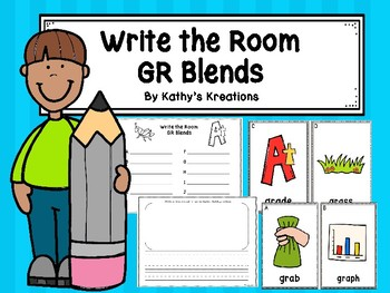 GR Blends Write The Room