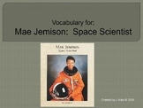GR5 Mae Jemison Vocabulary PP HM