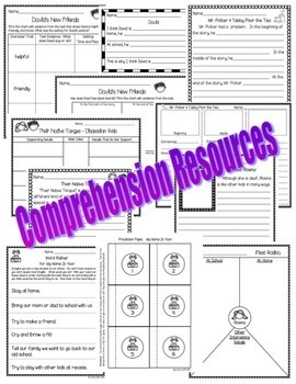 GRADE 2 TREASURES Unit 1 BUNDLE - Common Core Connections
