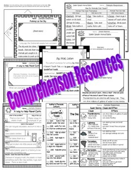 GRADE 2 TREASURES - Unit 6 BUNDLE - Common Core Connections