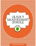 GRADE 3 Measurement Bundle