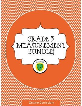 GRADE 3 Measurement Bundle