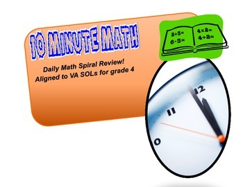 GRADE 4 Daily 10 Minute Math Routines