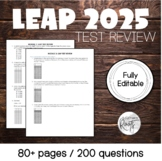 LEAP 2025 MATH REVIEW GRADE 4 EngageNY