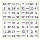 GRADE 4 Math MD Bingo - Measurement and Data