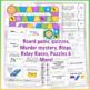 GRADE 5 Math Review Games & Activities MEGA PACK / Bundle CCSS Aligned