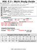 GRADE 5 Math SOL 5.3 Study Guide