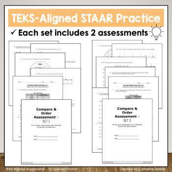 Worksheets 3rd Grade Math Staar Test Practice Worksheets 6th grade math staar test p by catherine solanik teachers pay prep percents fractions teks 6 4efg 5