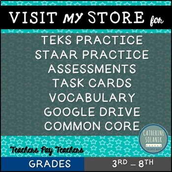 FREE 6th Grade Math STAAR Prep {FINANCIAL LITERACY} Credit Checking Practice