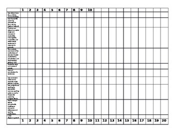 GRADEBOOK & ASSESSMENT TRACKING 1st Grade Common Core Checklist/Gradebook