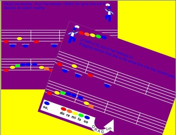 VIENNESE MUSICAL CLOCK, by Kodaly~ Form, Tam-ti~ Smartboard