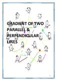 GRADIENTS OF Parallel & Perpendicular Lines
