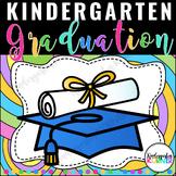 GRADUATION MEGA BUNDLE Pre-K Kindergarten End of the Year Celebration Virtual