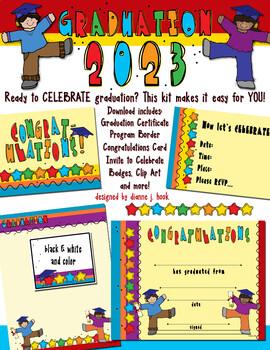 Graduation Printables Download