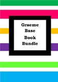 GRAEME BASE BOOK BUNDLE - Worksheets - Picture Book - Literacy