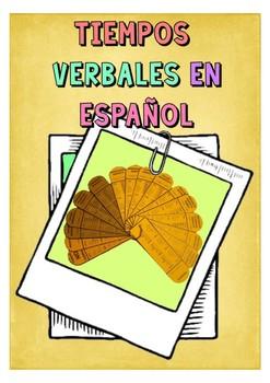 CONJUGACIÓN DE LOS TIEMPOS VERBALES EN ESPAÑOL /Conjugation of verb tenses Spain