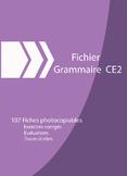 FRENCH GRAMMAR 3rd GRADE  GRAMMAIRE CE2