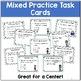 GRAMMAR GAMES SAMPLER   Free  Task Cards and Games