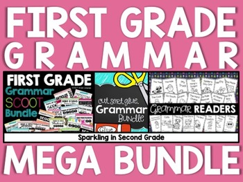 GRAMMAR MEGA BUNDLE