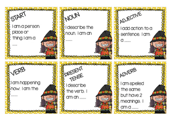 GRAMMAR PUNCTUATION - and more.  Scavenger Hunt Activity