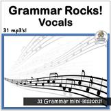 Grammar Songs support Jolly Grammar
