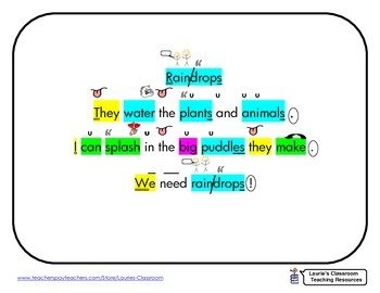 Grammar Morning Work Activity: Punctuation, phonics, grammar, spelling rules!