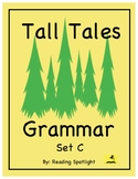 Grammar Tall Tales:  Set 3
