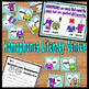 GRAMMAR/VOCABULARY BUNDLE: Literacy Centers, Vocabulary Activities, Grammar