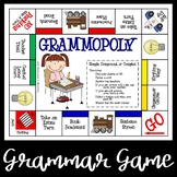 GRAMMOPOLY--Types of Sentences