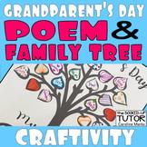 GRANDPARENTS DAY  {Grandparent's Day CRAFTIVITY} {grandpar