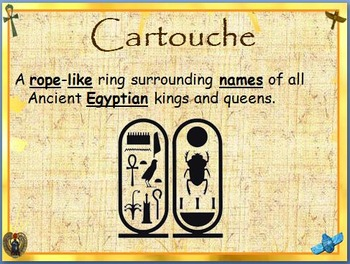 GRAPES Ancient Egypt PowerPoint and Notes