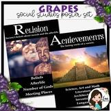 GRAPES Social Studies Posters