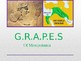 GRAPES of Ancient Civilizations