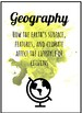 GRAPES posters Geography, History, Civilizations