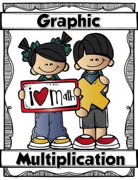 GRAPHIC MULTIPLICATION {Multi-Digit Multiplication Graphic Organizers}