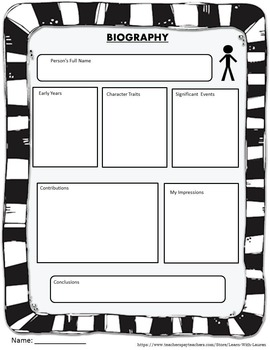 GRAPHIC ORGANIZER BUNDLE FOR WRITING AND TO CHECK COMPREHENSION