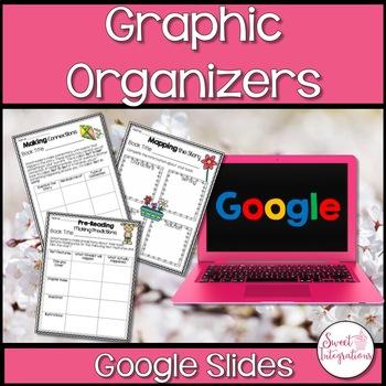 GRAPHIC ORGANIZERS SPRING THEME (Google Edition)