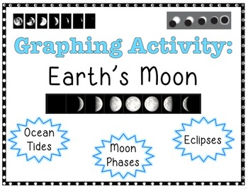 GRAPHING ACTIVITY Earth's Moon