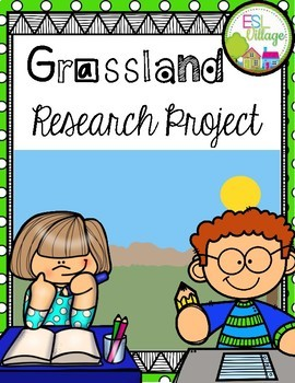 GRASSLAND Research/Report Project Booklet