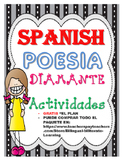 GRATIS! FREE! SPANISH-DIAMANTE Poetry Plan