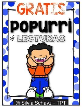 GRATIS - Popurrí de lecturas