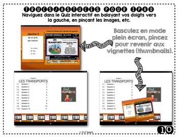 GRATUIT- Activités de littératie et de maths numériques (échantillon)