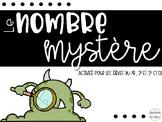 Le nombre mystère - Activité de mathématiques pour tous le