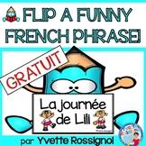 Lecture simple avec petit livre GRATUIT  I  French Reading