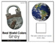 GRAY - Real Life Colors Adapted Book Bundle | Real Picture Color Books