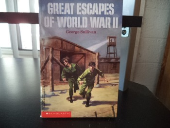 GREAT ESCAPES OF WORLD WAR II 0-590-43800-X