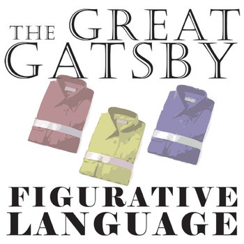 THE GREAT GATSBY Figurative Language Analyzer (65 quotes)