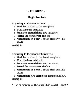 GREAT Trick for Rounding