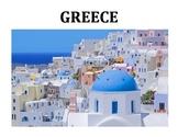 GREECE UNIT (GRADES 4 - 8)