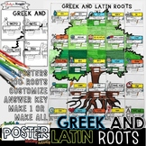 GREEK AND LATIN ROOTS VOCABULARY, COLLABORATIVE POSTERS, CREATIVE AND FUN!